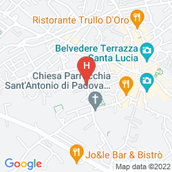 Mappa DEI TRULLI