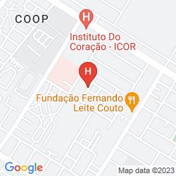 Mappa SUNDOWN GUEST HOUSE MAPUTO