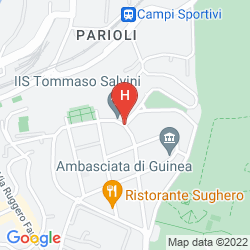 Mappa DELLE MUSE