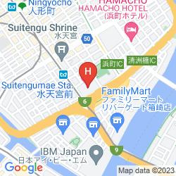 Mappa ROYAL PARK