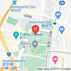 Mappa TOKYO PRINCE