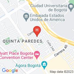 Mappa EJECUTIVO EMBAJADA