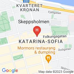 Mappa AWESOME FLAT NEAR SOFO