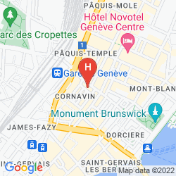 Mappa MONTANA