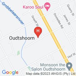 Mappa SWARTBERGER LODGE