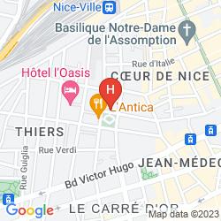 Mappa ARIA