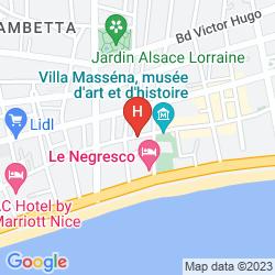 Mappa 1 MED
