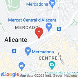 Mappa ALFONSO EL SABIO