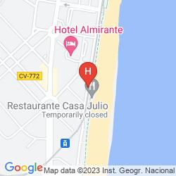 Mappa ALMIRANTE