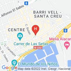 Mappa RAMBLA