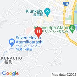 Mappa SAKURAGAOKASARYO
