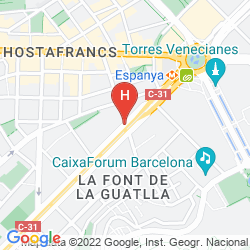 Mappa ACTA AZUL BARCELONA