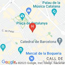 Mappa CATALUNYA