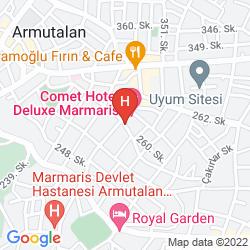 Mappa COMET DE LUXE