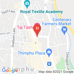 Mappa TAJ TASHI