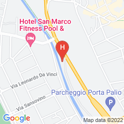 Mappa PORTA PALIO
