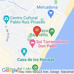 Mappa DON PAQUITO