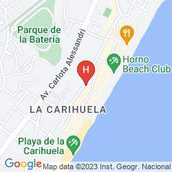 Mappa ROC LAGO ROJO