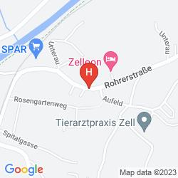 Mappa GASTHOF ALPENHOF
