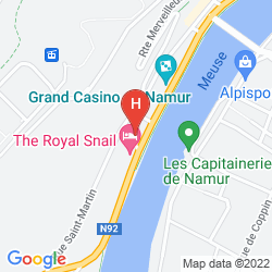 Mappa THE ROYAL SNAIL