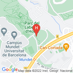 Mappa AGORA BCN