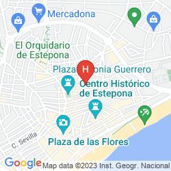 Mappa TRH PARAISO