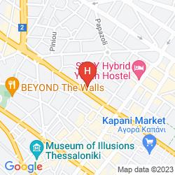 Mappa MANDRINO