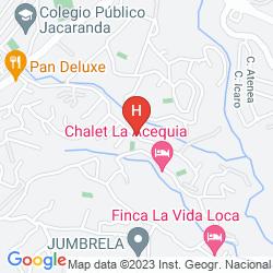 Mappa LA HACIENDA