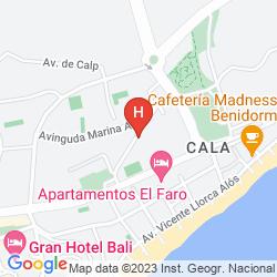 Mappa ALONE