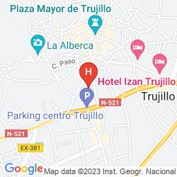 Mappa ISLA DEL GALLO