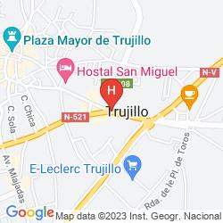 Mappa MELIA TRUJILLO
