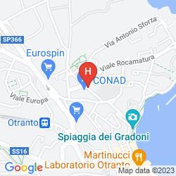 Mappa BIANCO MARE