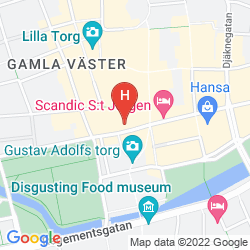 Mappa BEST WESTERN PLUS HOTEL NOBLE HOUSE