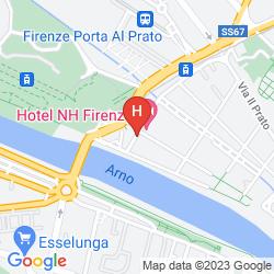 Mappa NH FIRENZE