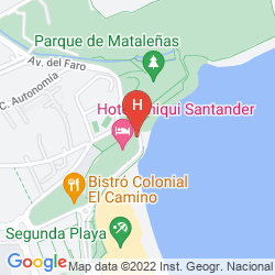 Mappa CHIQUI