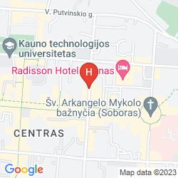 Mappa BEST BALTIC KAUNAS