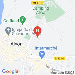 Mappa IBEROTEL