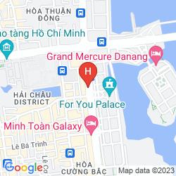 Mappa LAVENDER RIVERSIDE HOTEL