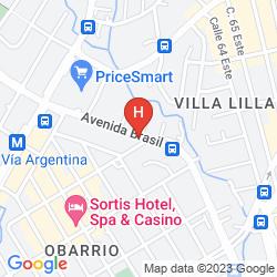 Mappa ARAMO