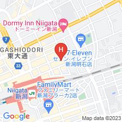 Mappa LEOPALACE