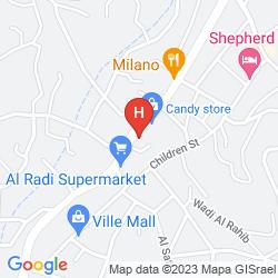 Mappa INTERCONTINENTAL
