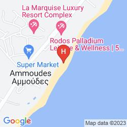 Mappa APOLLO BEACH