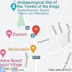 Mappa ELYSIUM