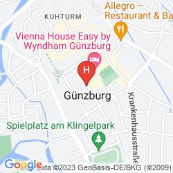 Mappa VIENNA HOUSE EASY GÜNZBURG