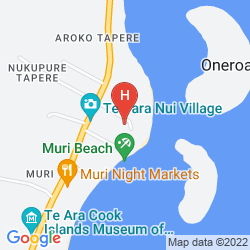 Mappa MURI BEACH CLUB