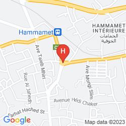 Mappa PARK PLAGE