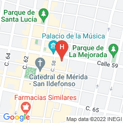 Mappa RESIDENCIAL