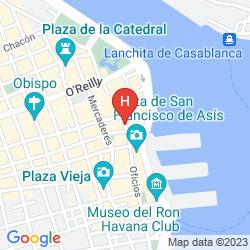 Mappa HOSTAL VALENCIA
