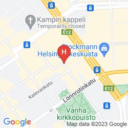 Mappa SOLO SOKOS HOTEL TORNI