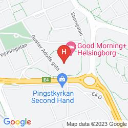 Mappa GOOD MORNING+ HELSINGBORG